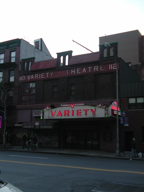 The Variety Photoplay Theater